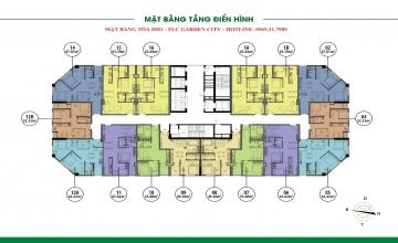 THIẾT KẾ CĂN HỘ 3D - TÒA HH1 FLC GARDEN CITY